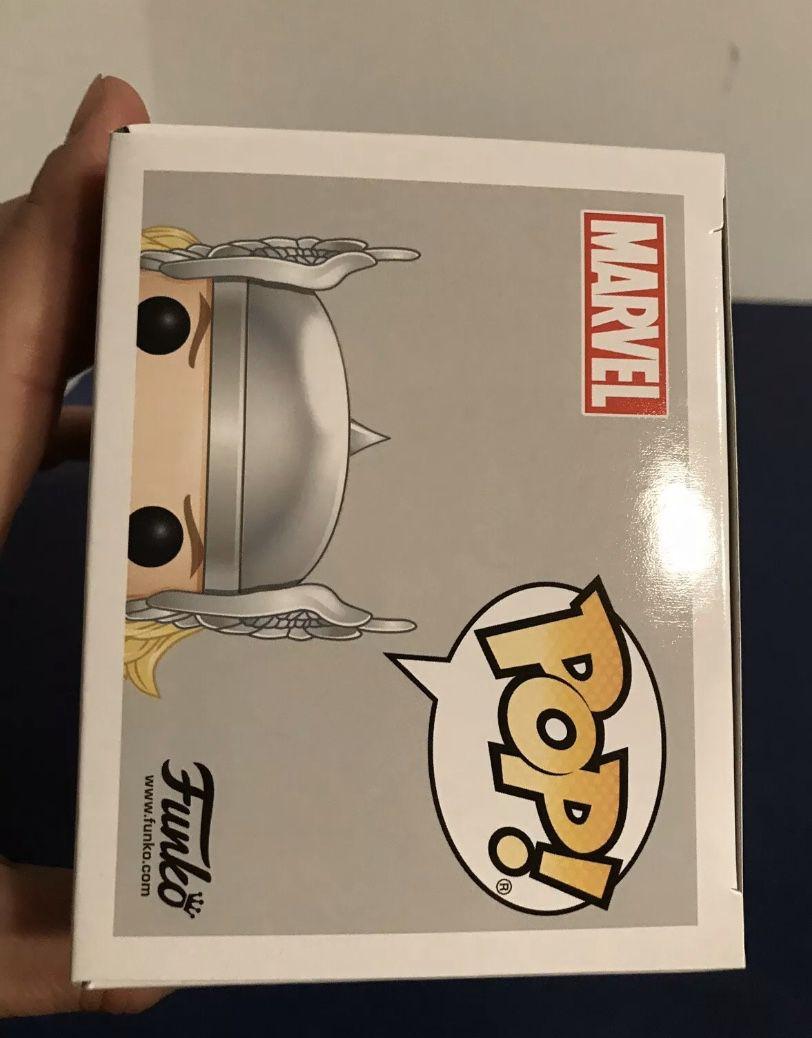 Funko Pop ECCC Exclusive Marvel Thor Figure