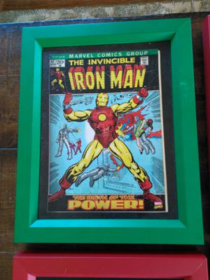 Marvel comics artissimo canvas prints for Sale in Kernersville, NC - OfferUp