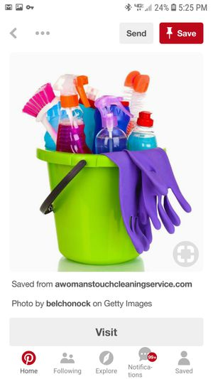Deep cleaning for Sale in Fayetteville, GA