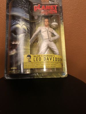 Planet of the apes Leo Davidson action figure for Sale in Kissimmee, FL