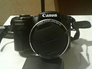 Cannon Power Shot SX500 IS for Sale in Denver, CO