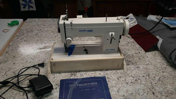 Sewline Walking Foot Sewing Machine General In Putnam CT OfferUp Delectable Sewline Walking Foot Sewing Machine