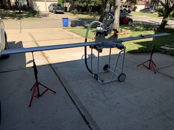 Fastcap Best Fence Pro Miter Saw Stand Thisiscarpentry