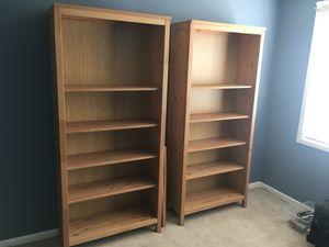 Hemnes Bookshelves for Sale in Falls Church, VA