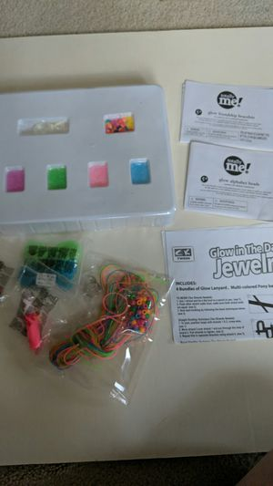 Bead and friendship bracelet making kits for Sale in Montgomery Village, MD