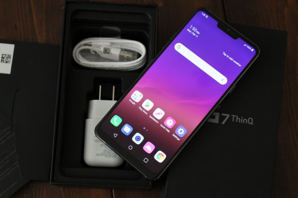 LG G7 ThinkQ - $280 for Sale in Los Angeles, CA - OfferUp