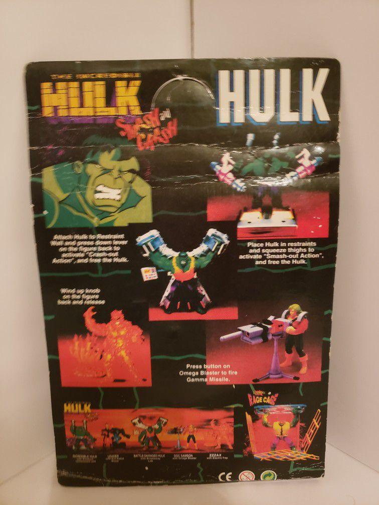 The Incredible Hulk Mexico Bootleg 1997