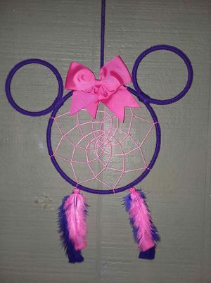 Minnie mouse dreamcatchers for Sale in Tenino, WA