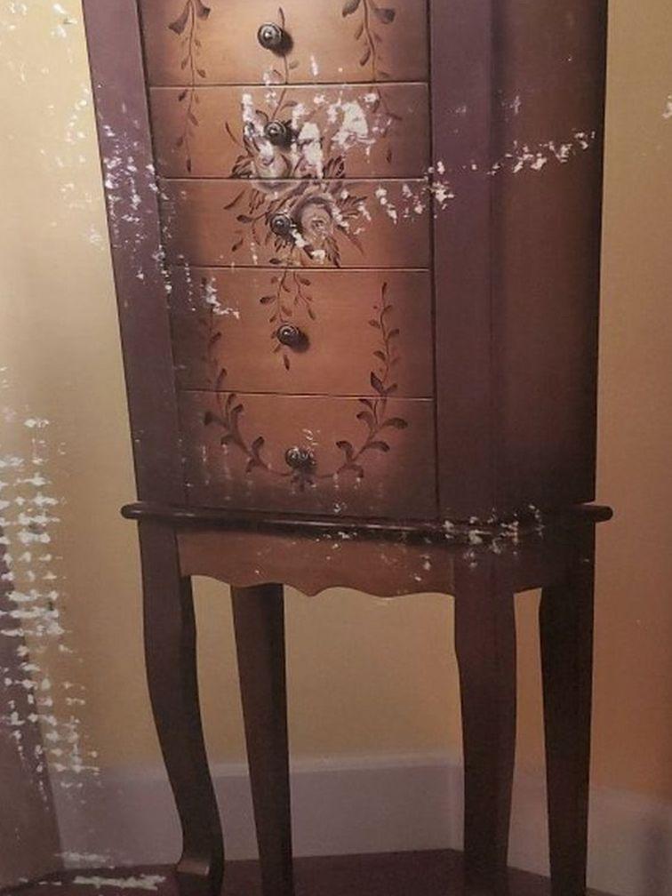 Jewelry Armoir New In The Box