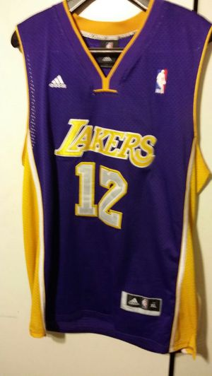 competitive price f9f17 e0855 New and Used Lakers jersey for Sale in Mesa, AZ - OfferUp