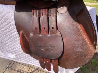 "Dover Circuit Saddle 16.5"" Thumbnail"