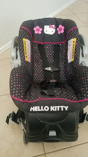 Baby Trend Hello Kitty Car Seat For Sale In US
