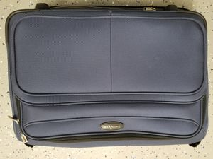 Samsonite blue small suitcase 50$ for Sale in PRINCE, NY