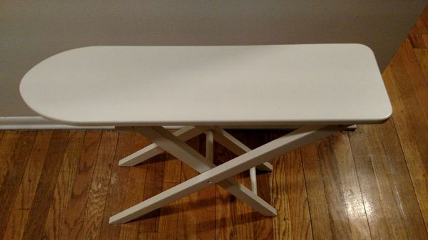 Childrens Wood Fold Up Ironing Board Furniture In Edison Nj Offerup