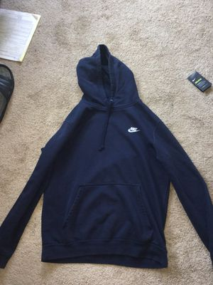 Blue nike Hoodie size Medium for Sale in Takoma Park, MD