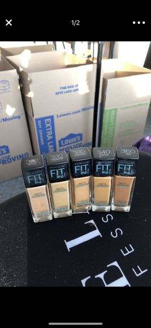 Maybelline FitMe Foundation for Sale in Pittsburgh, PA