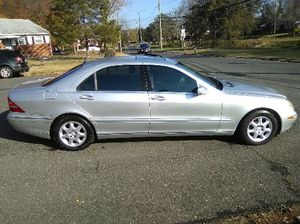 2001 Mercedes Benz S500 for Sale in Washington, DC