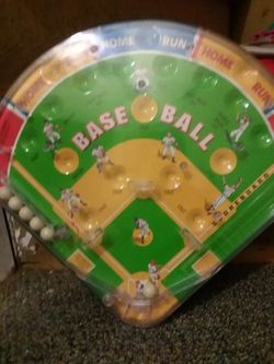 Tin baseball Thumbnail