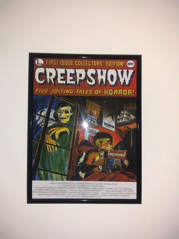 Stephen King's Creepshow Poster