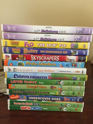 Children's DVDS for Sale in Fairfax, VA