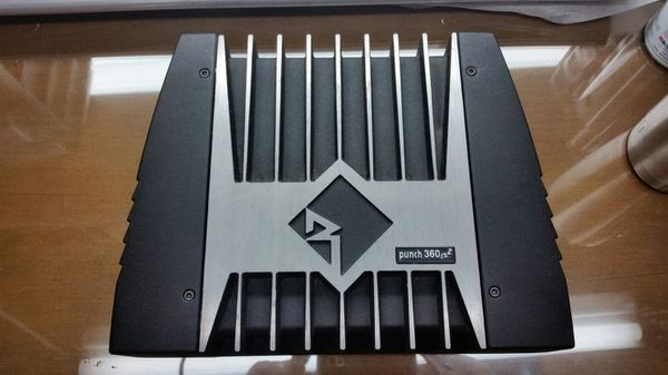 Rockford fosgate punch 360a2 for Sale in Canby, OR - OfferUp