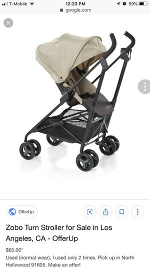 Brand New Zobo Lightweight Stroller For Sale In West Covina Ca Offerup