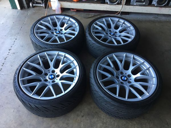 Oem Bmw Zcp M3 Wheels Competition Package 359m For Sale In Carson Ca Offerup