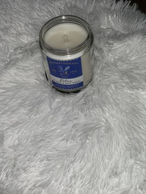 Photo Bath and body works candle