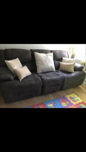 Sofa With Recliners For In Norwalk Ct