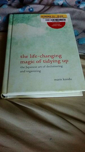 The life-changing magic of tidying up for Sale in Columbus, OH