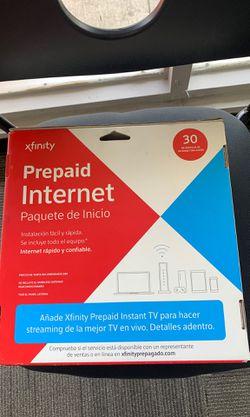 Xfinity prepaid internet Thumbnail