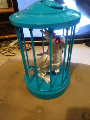 Polly the talking parrot everythings there everything works $75 for Sale in Sumas, WA