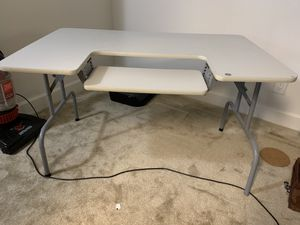 Collapsible table desk for Sale in Alexandria, VA