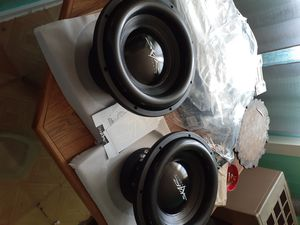 Photo SKAR AUDIO EVL 12 SUBS
