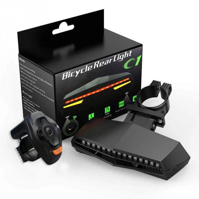 Bluetooth blinker lights & laser trail lights