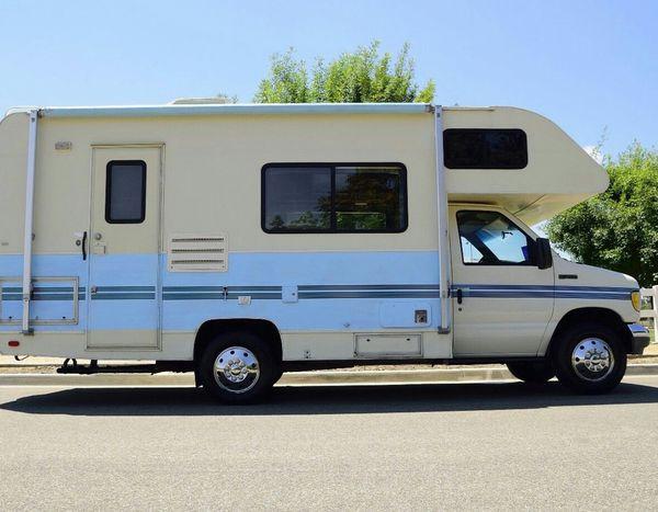 Camper Nice Inside 94 Motorhome For Sale In Saint