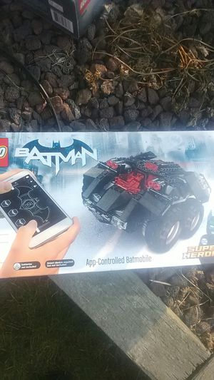 Lego app controlled batmobile ONLY $60 TODAY!! for Sale in Kent, WA