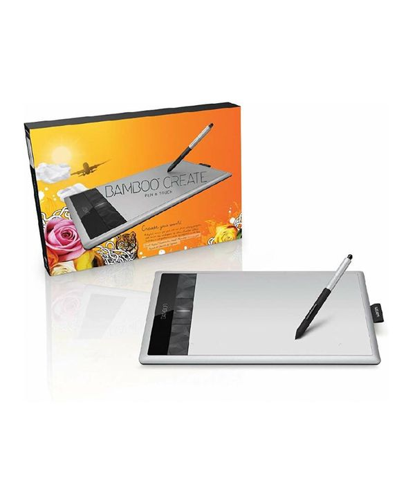 Wacom Bamboo CTH- 670 with pen and cover for Sale in Los Angeles, CA -  OfferUp