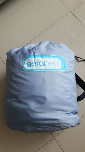 AEROBED the one touch AIR comfort mattress for Sale in Miami, FL