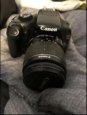 Cannon T-3 ! PRICE NEGOTIABLE for Sale in Silver Spring, MD