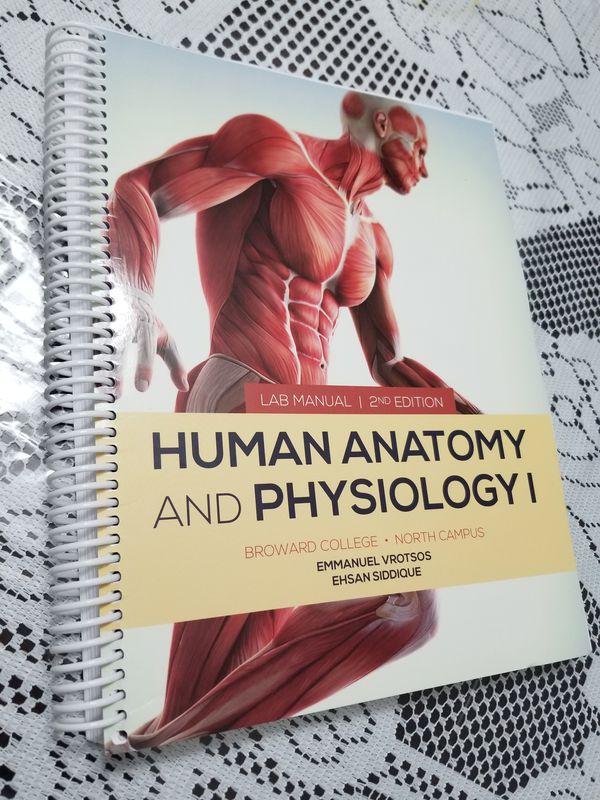 Human Anatomy and Physiology I Lab Manual - Broward College North ...