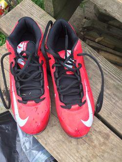 Nike Cleats Thumbnail