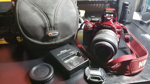 Nikon D3100 camera for Sale in Gaithersburg, MD