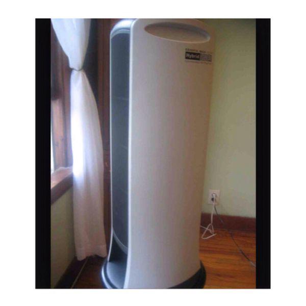 Sharper Image Hybrid Gp Germicidal Air Purifier Cleaner Model Si724