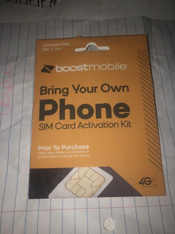 Amazon.com: Sprint UICC ICC Micro SIM Card SIMGLW236C for Sprint, Boost,  Virgin, Ting, Flash, Ring Plus