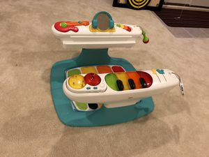 Fischer Price stand and play for Sale in Ashburn, VA