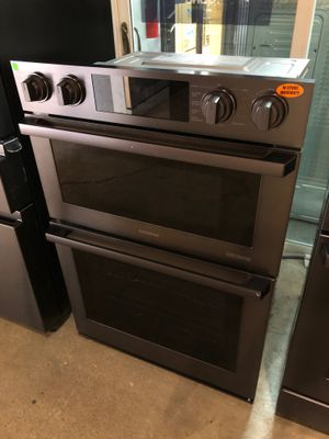 Photo EARLY BLACK FRIDAY! Samsung Double Wall Oven Brand New With Warranty #799