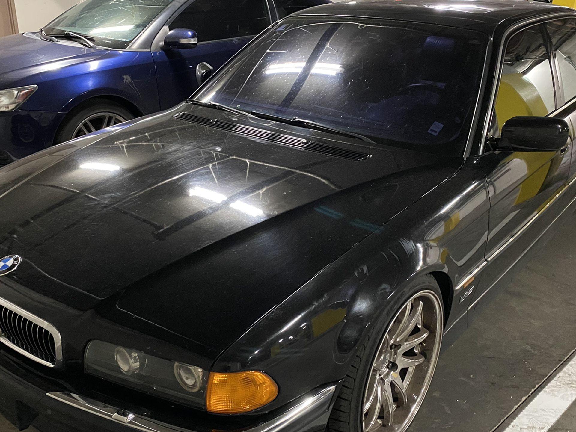 Photo 1998 BMW 740iL