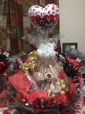 Special Valentines Day Gift Baskets For In Virginia Beach Va