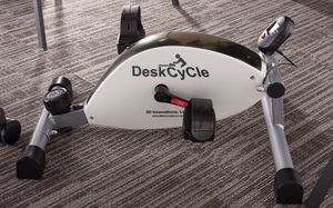 DeskCycle - Exercise bike for the workplace for Sale in North Potomac, MD